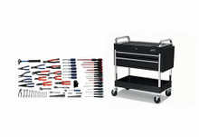 Williams 95 Piece Basic Electrical Repair Set W/ Tool Box WSC-95TB