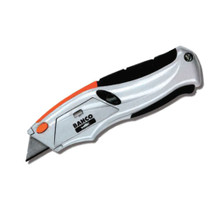 Bahco Tools Squeeze Grip Safety Knife SQZ150003