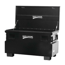 Williams Tools Black Job Site Boxes 2 Sizes Available
