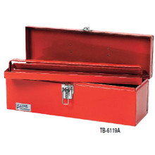 "Williams Tools 19"" Flat Top ToolBox TB-6119A"