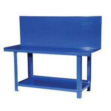 Williams Tools Work Bench with Pegboard 50920