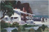 First House on the Beach, Crystal Cove