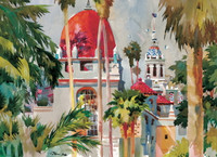 SPECIAL - Mission Inn Domes -  Medium