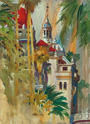 Mission Inn Towers
