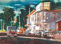 Lansing Street
