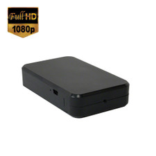 HD Black Box Hidden Camera