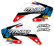 Honda MJR Series Semi Custom Shroud Decals