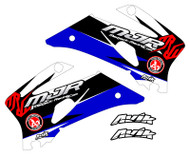 Yamaha MJR Series Semi Custom Shroud Decals
