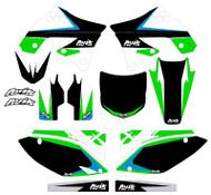 Kawasaki MJR Graphics