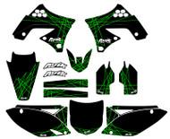 Kawasaki VK Rise Graphics