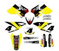 Suzuki MJR Series Custom Graphics