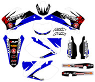 Yamaha MJR Series Custom Graphic Kit