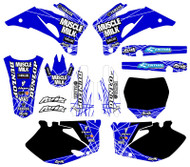 Yamaha VK Rise Custom Graphic Kit