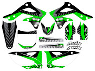 Kawasaki VK Series Custom Graphic Kit