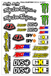 "Custom 12""x18"" Decal Sheet"
