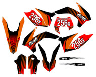 KTM Baja V3 Non Custom GK Semi Custom Backgrounds