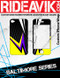 Avik moto graphics Baltimore series iPhone wrap. Choose your own motocross sponsors for your own custom iPhone graphics.