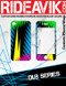 Avik mx graphics Dub series iPhone wrap. Choose your own motocross sponsors for your own custom iPhone graphics.