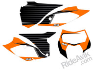 KTM Balt Series Custom Backgrounds