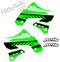 Green/Black color way shown