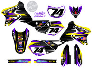 Suzuki Balt Series Custom Graphic Kit