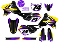 Suzuki Balt Series Non Custom Graphic Kit