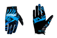 Envy Strap On Glove- Blue/Black