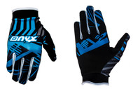 Envy Slip On Glove- Blue/Black