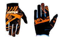 Envy Slip On Glove- Orange/Black