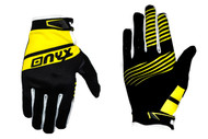 Genesis Strap On Glove- Yellow/Black