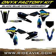 Yamaha Onyx Factory Custom Graphic Kit