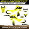 Suzuki Onyx Factory Semi Custom Graphic Kit