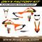 KTM Onyx Factory Series Semi Custom Graphic Kit
