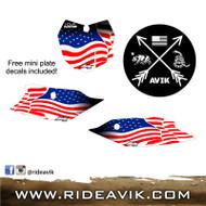 KTM Flag Series Backgrounds