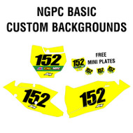 NGPC Basic Backgrounds Special Low Price!!!