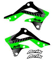Kawasaki VK Non Custom Shroud Graphics
