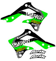Kawasaki VK Semi Custom Shroud Graphics