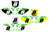 Kawasaki MJR Series Backgrounds