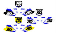 Yamaha MJR Series Backgrounds