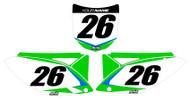 Kawasaki LZ1 Series Backgrounds