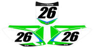 Kawasaki LZ1 Carbon Series Backgrounds
