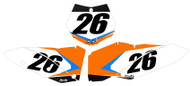 KTM LZ1 Carbon Series Backgrounds