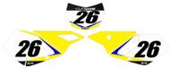 Suzuki LZ1 Carbon Series Backgrounds