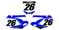 Yamaha LZ1 Carbon Series Backgrounds