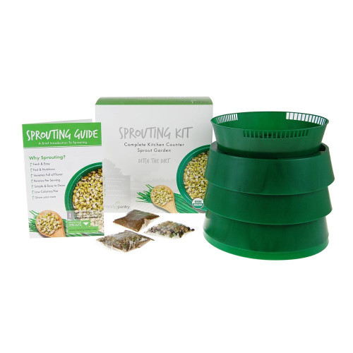 Handy Pantry Sprout Garden Kit