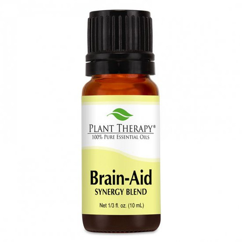 Brain-Aid Synergy Blend Essential Oil Plant Therapy