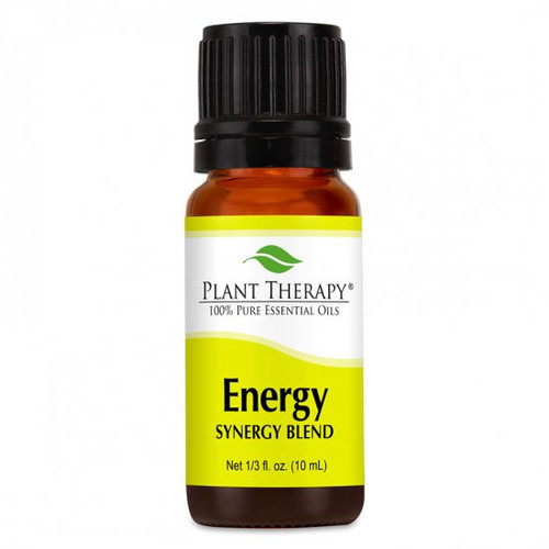 Energy Synergy Physical Energy Blend Essential Oil Plant Therapy