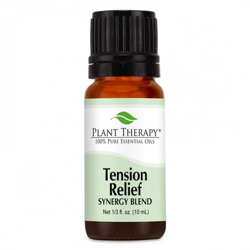 Tension Relief (Headache Healer) Essential Oil Plant Therapy High Quality