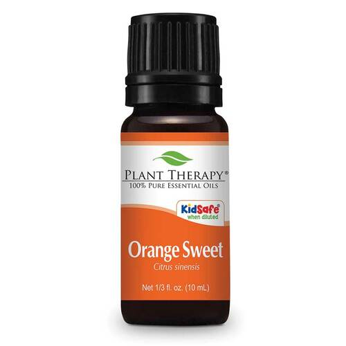 Sweet Orange Plant Therapy Essential Oil Pure