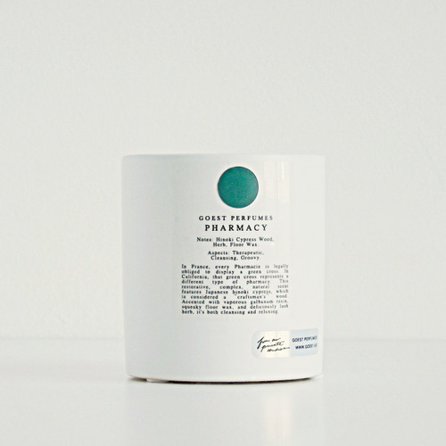 Pharmacy Candle